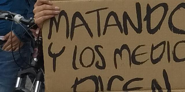 Protestas Colombia Photo by Byron Jimenez on Unsplash