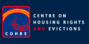 Centre on Housing Rights and Evictions (COHRE)