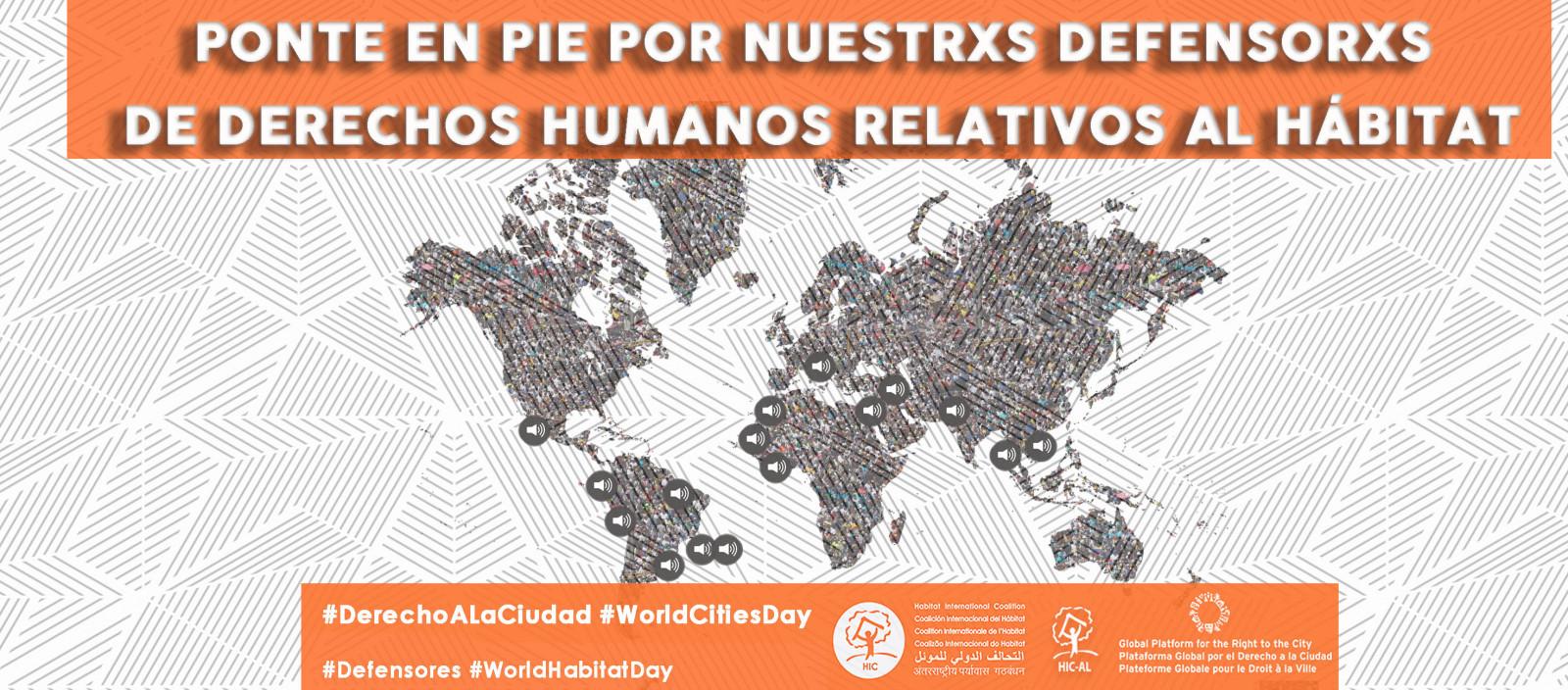 dia Mundial derecho a la Ciudad